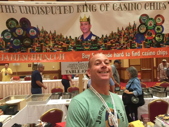 James Campiglia - The King of Casino Chips