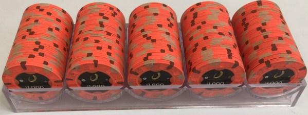 Chipco 43MM Poker Chip Rack
