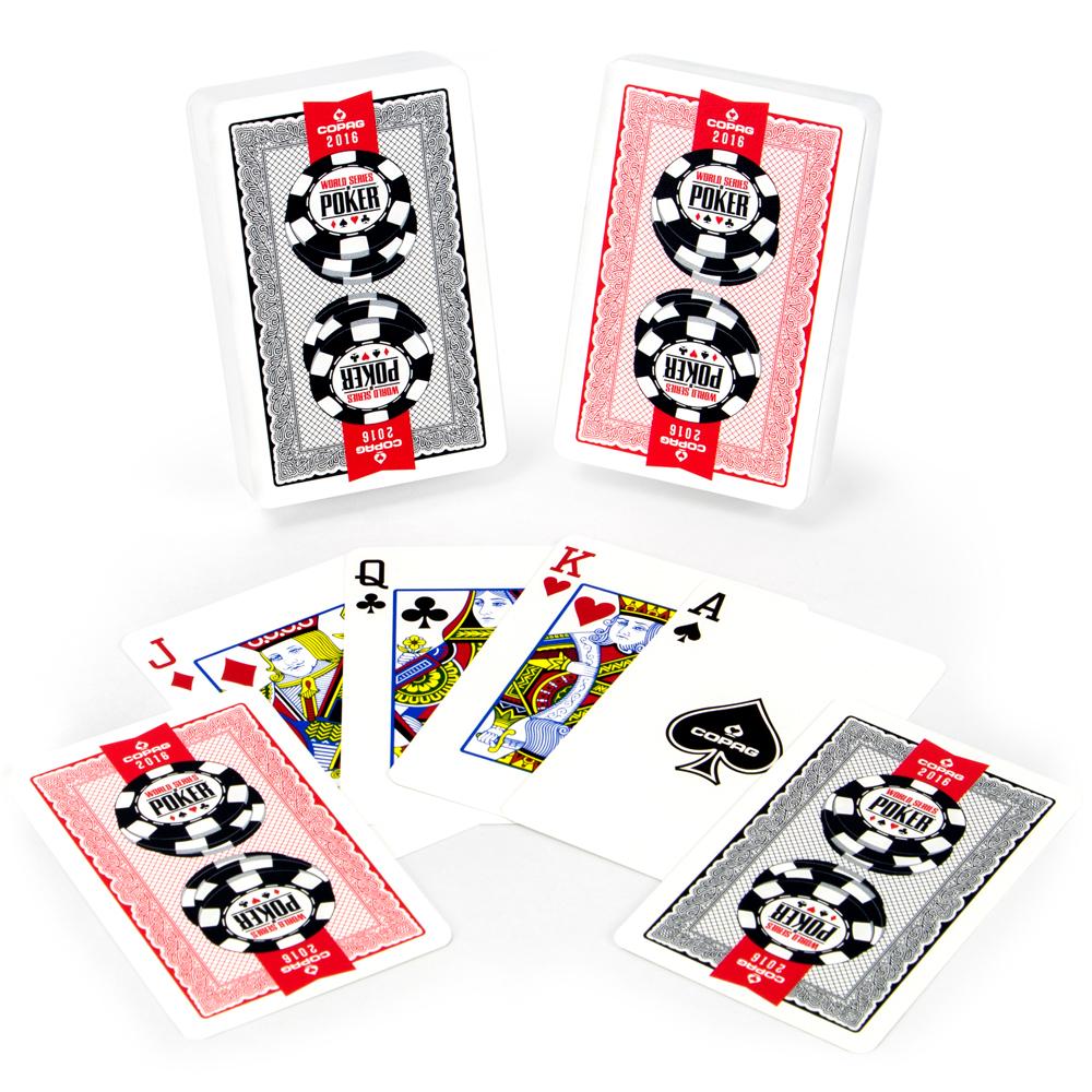 Copag 2016 WSOP Plastic Playing Cards