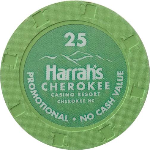 harrahs-cherokee-casino-paulson-poker-chip