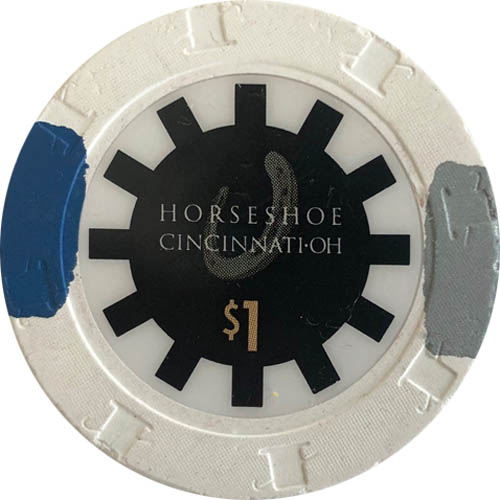 Horseshoe Casino Cincinnati 500 Paulson Poker Chip Set