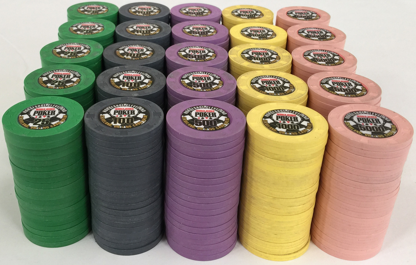 Wsop Poker Chips