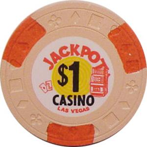 Jackpot Casino Las Vegas Chip