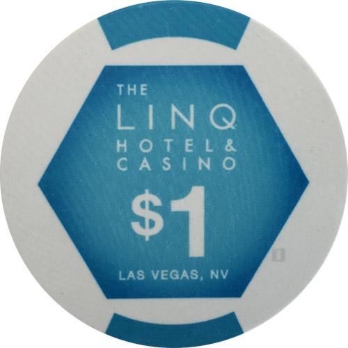 Linq $1 Las Vegas Casino Chip