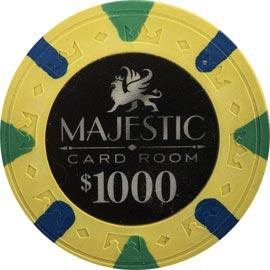 Majestic Poker Chips