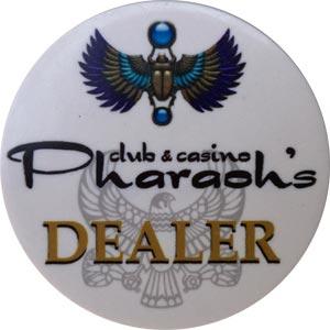 Pharaohs Button