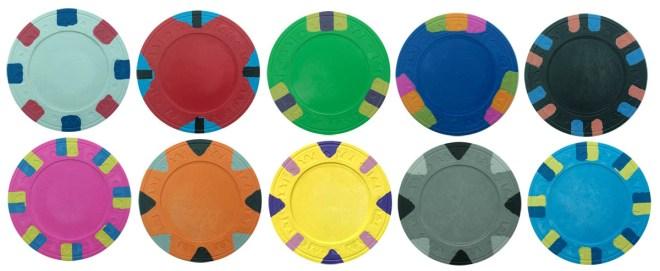 Royal Blank Poker Chips