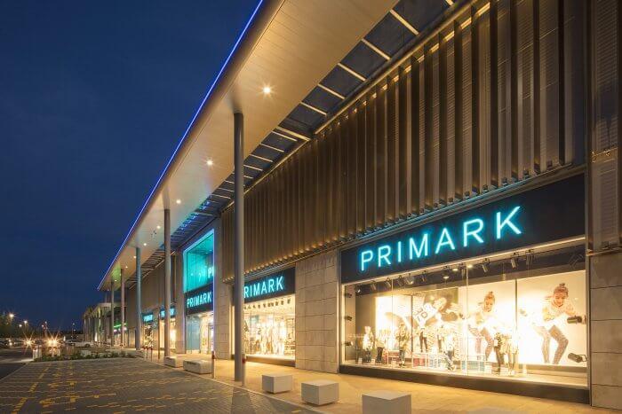 Rushden Lakes Shopping Centre Apa Facade Systems