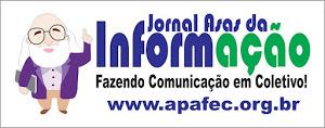 Logomarca Jornal Asas da Informação