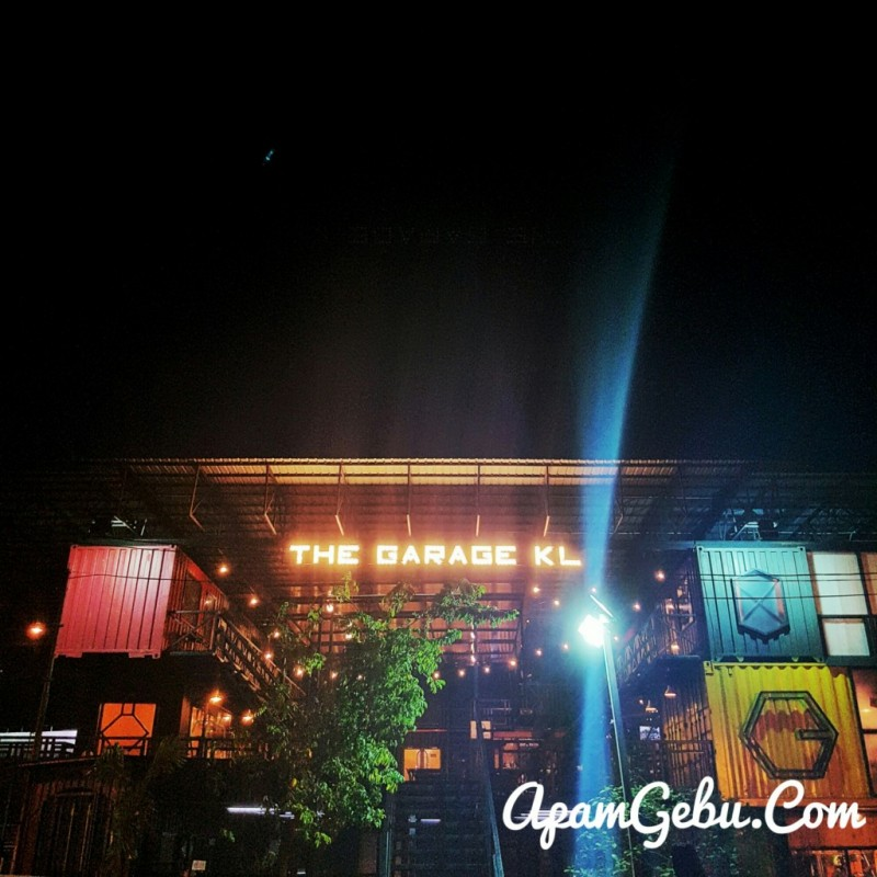 [MAKAN-MAKAN] THE GARAGE KL (TGKL)