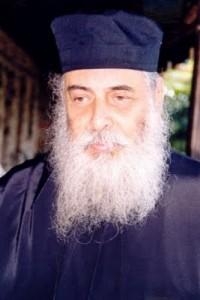 Arhimandritul Gheorghie Kapsanis