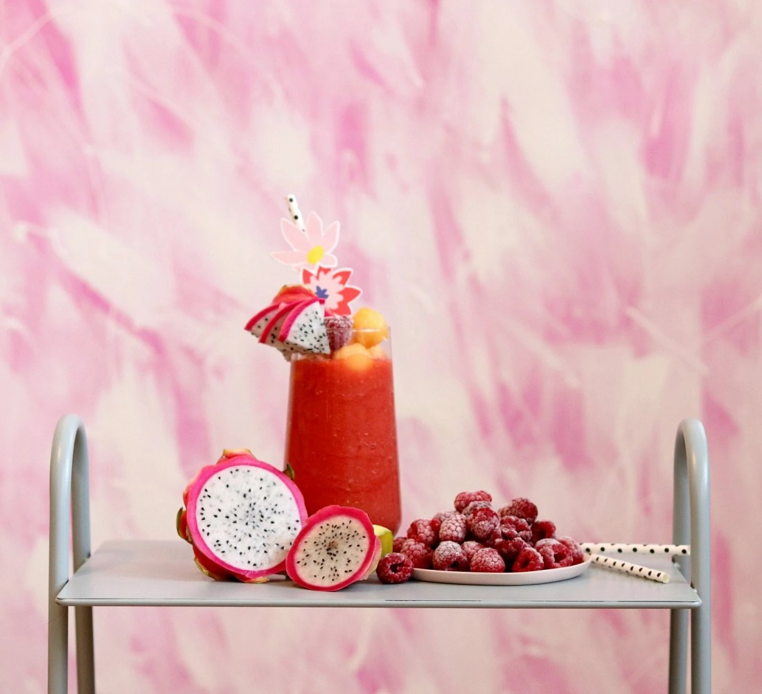revitalising smoothie recipe