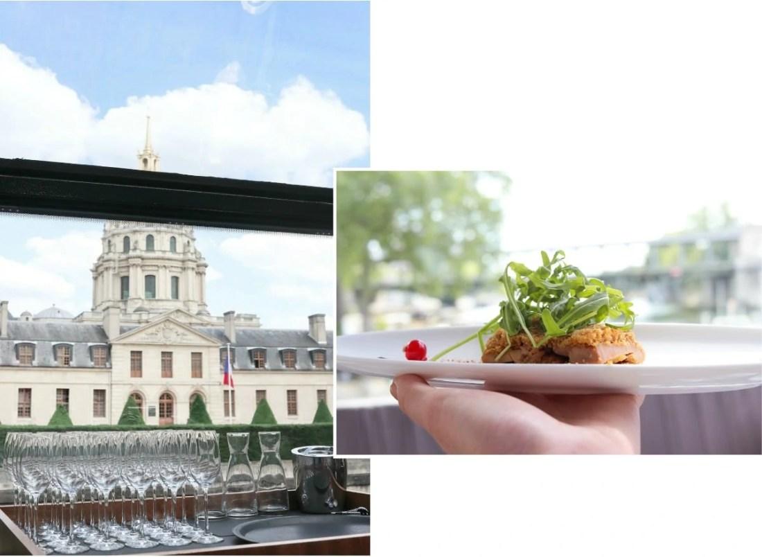 Bustronome, Paris