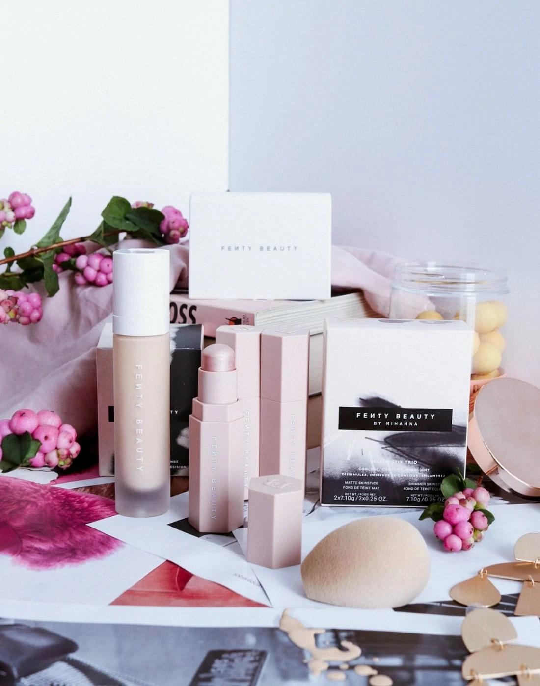 Revue des produits Fenty Beauty