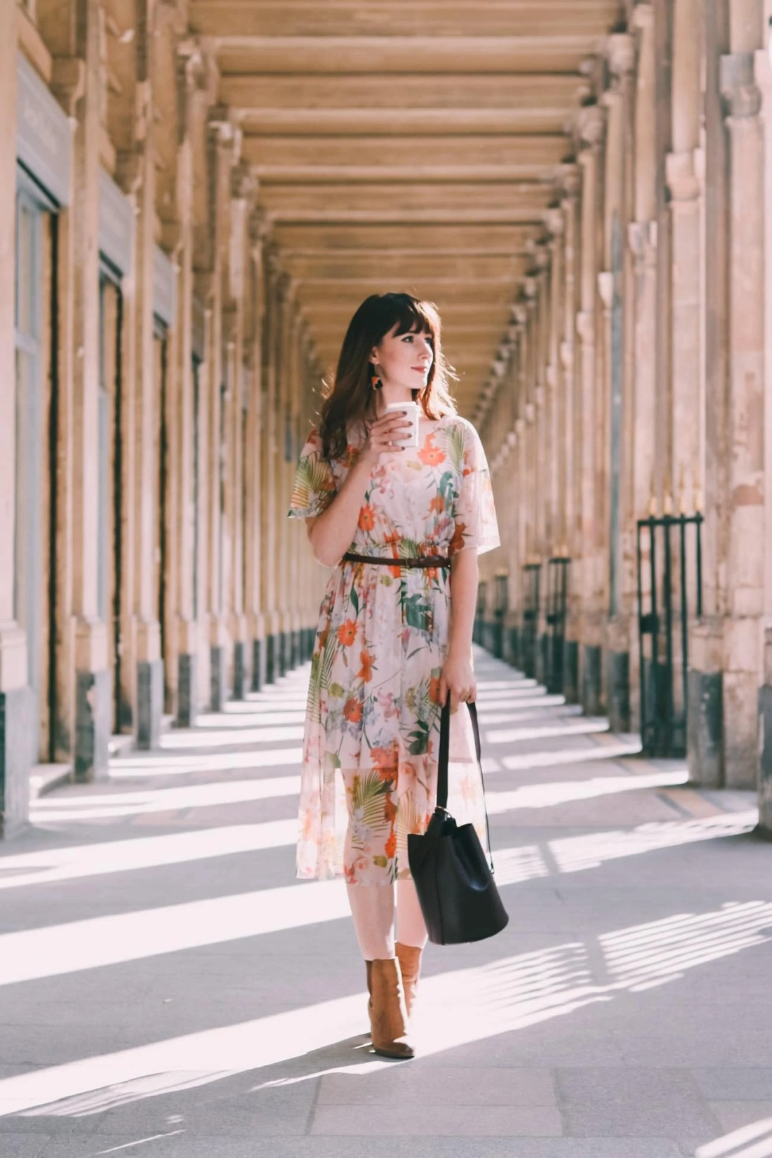 Beautiful floral prints perfect all year-round - A Parisian Journey