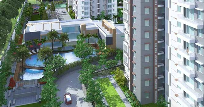 3 Bhk Gated Community Flats For In Chandanagar Near Kukatpally