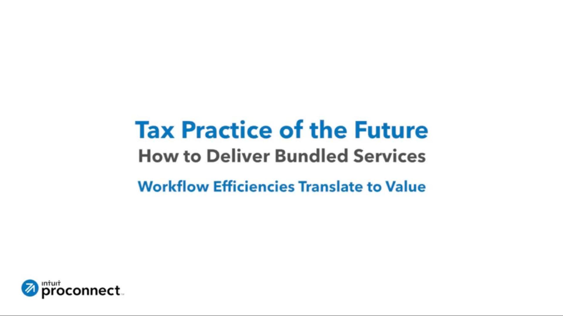 Workflow Efficiencies Can Improve Profits