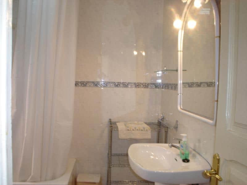 Baño, apartamento