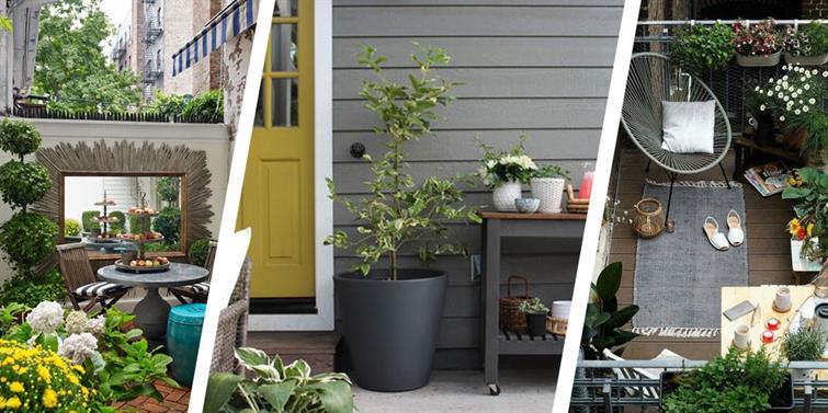 Small Patio Design Ideas | Apartments.com on Apartment Backyard Patio Ideas  id=65064