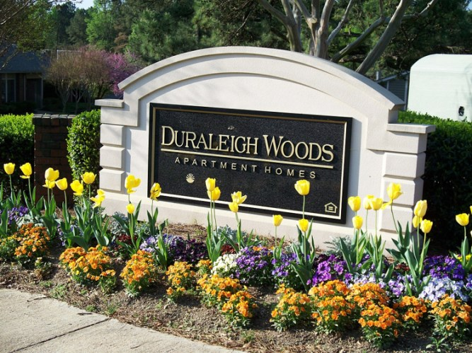 Apartments At Duraleigh Woods Raleigh