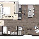 Modern floor plan design