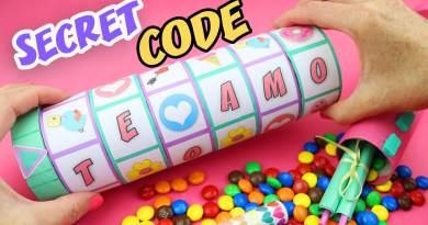 Secret Code Gift