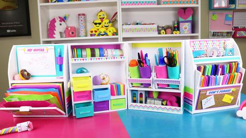 DIY Foldable Organizer