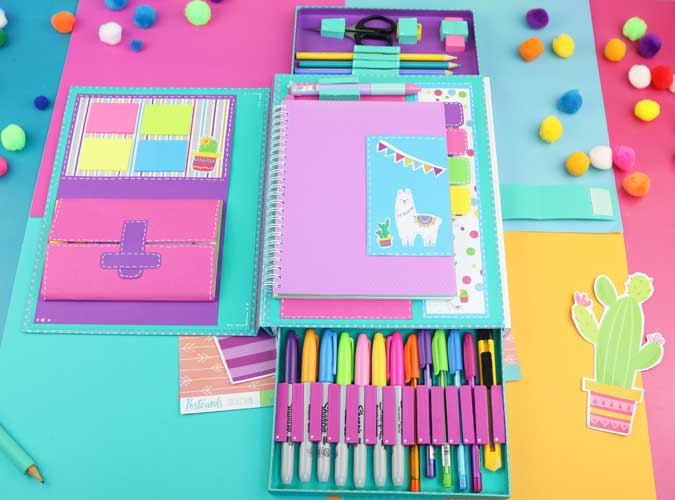 folder organizer back to school