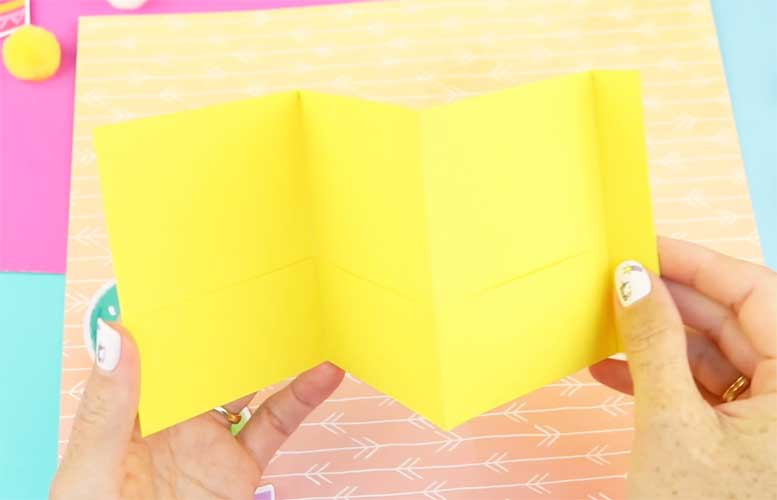 how to decorate cover notebooks