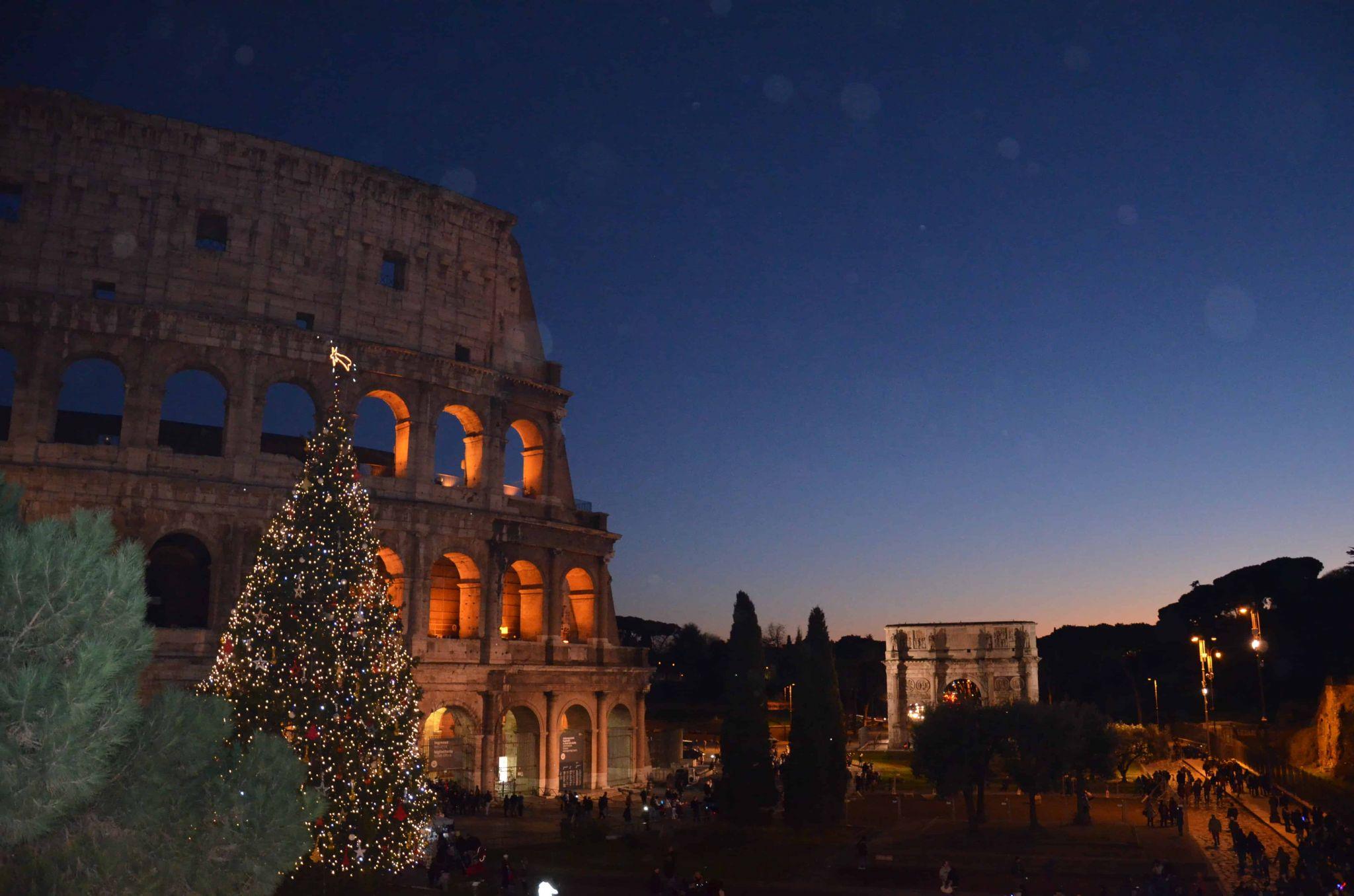 Natale a Roma, la Grande Bellezza - a passeggio dentro il mondo