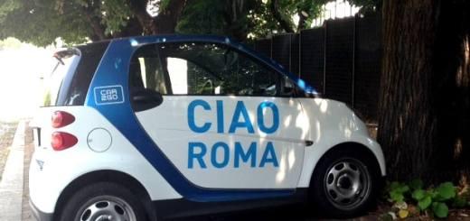 smart ciao roma