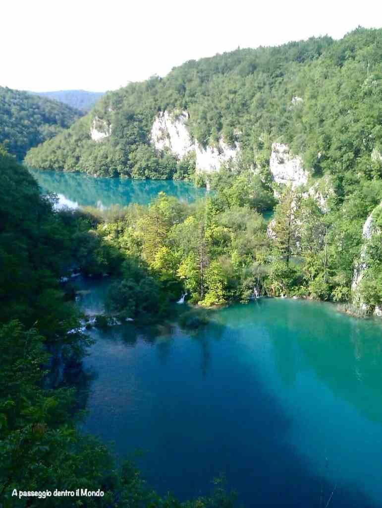 laghi di plitvice laghi