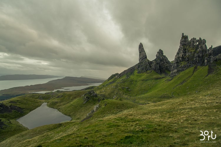 the old_man storr, scozia