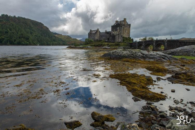 eilean donan, castle, scozia