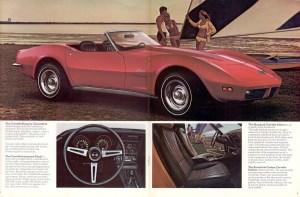 1973 Original Brochure   1973 & 1978 Corvette