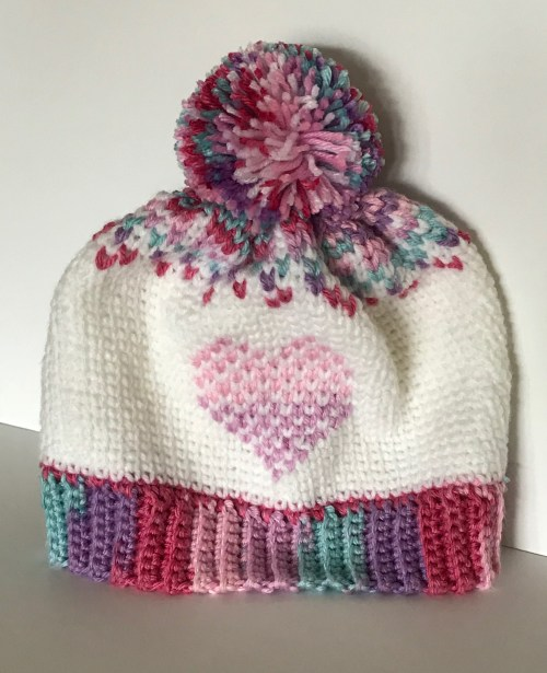cb4f6aa8946 Four Valentine Hats You Will LOVE!   A Pattern to Follow