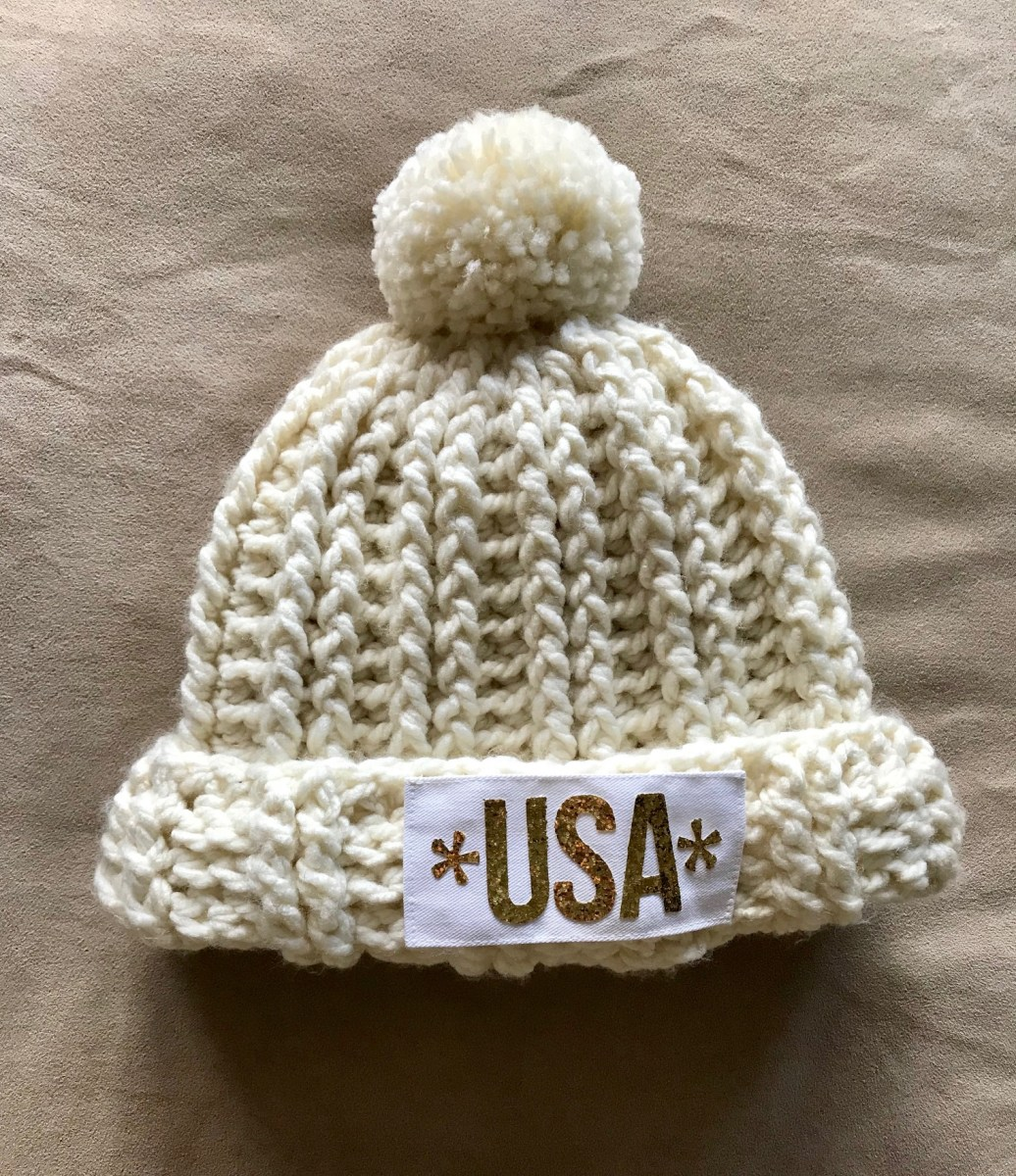 The Halfpike Gold Medal Beanie