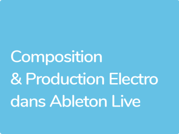 Formation EDM Live Electro Techno