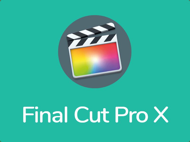 Formations Final Cut Pro X Certification Apple éligible au compte personnel de formation
