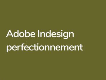 Perfectionnement sur indesign pour graphistes, maquettistes, chargés de communication