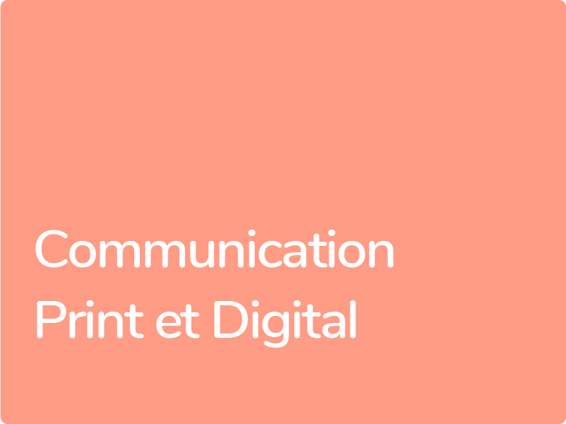 Formation Communication Print et Digital