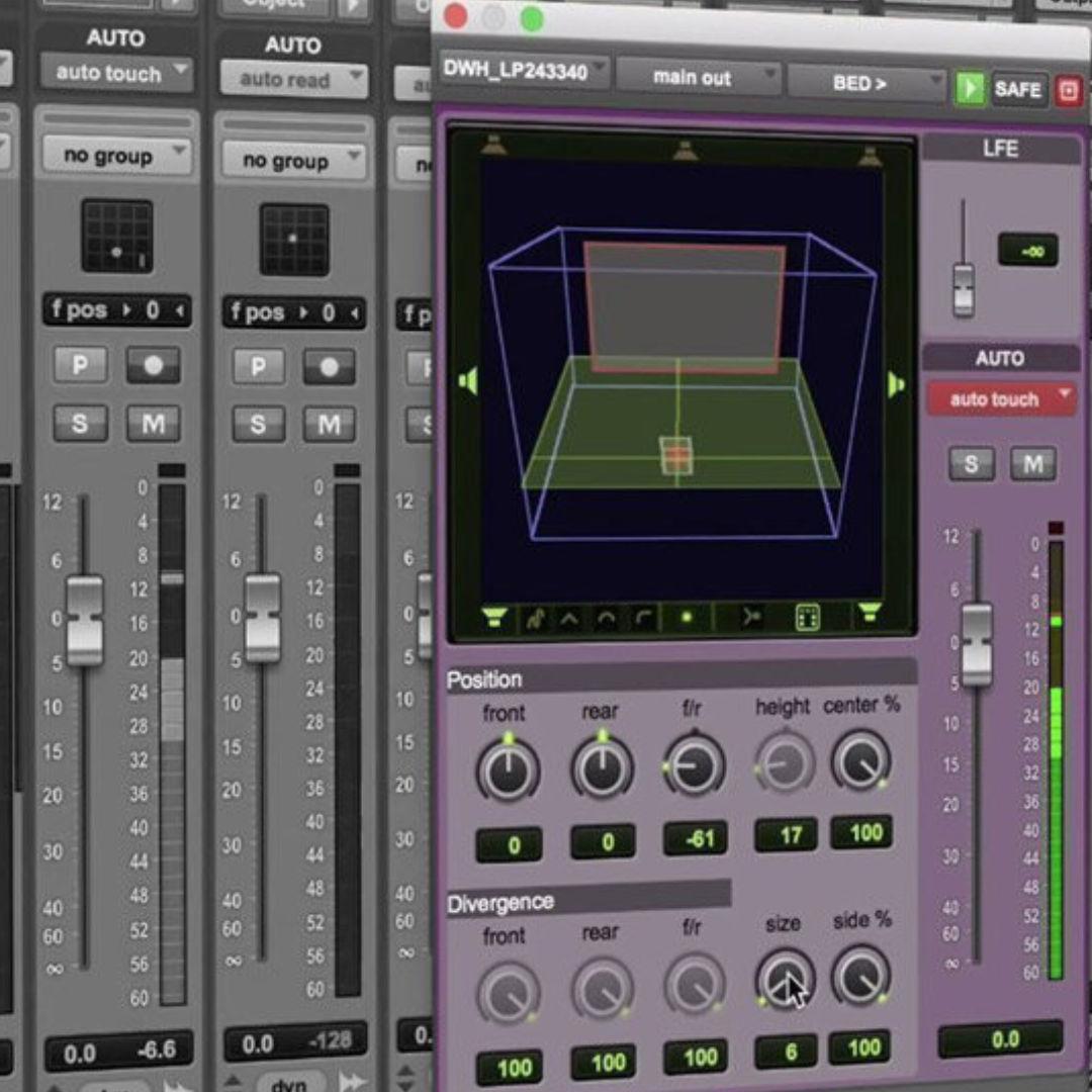 LA diffusion du Dolby Atmos est assurée par l'équipement utilisé