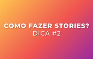Como fazer stories no Instagram