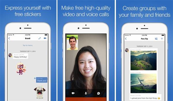 Видео чат приложение ИМО