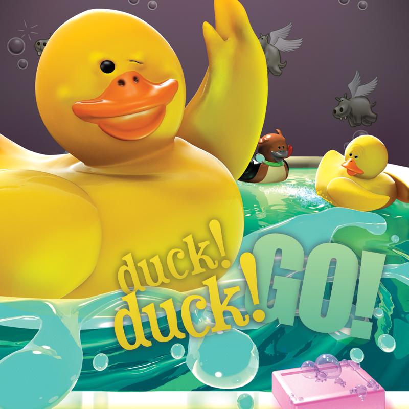 Duck Duck Go Ape Games