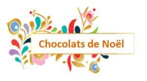 Vente de chocolats de Noël 2020!