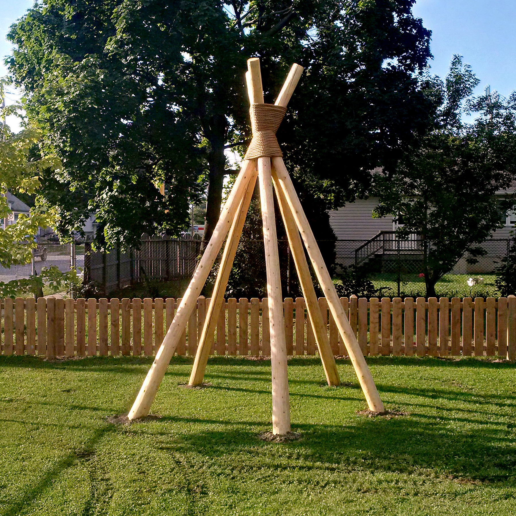 Natural Products Active Playground Equipment Inc