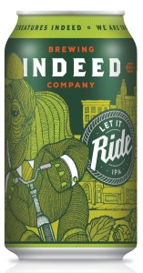 Indeed Let It Ride IPA