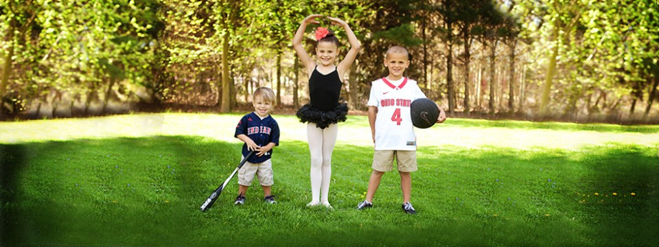 Kids Photo Shoot