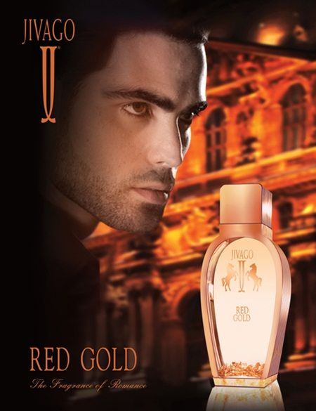 عطر Jivago Red Gold الرجالي